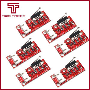 6set/lot.Limit Switch Endstop With Separate Package for CNC 3D Printer RepRap Makerbot Mendel RAMPS 1.4 Board(China)