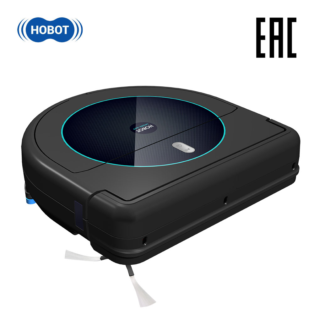 цена на HOBOT Legee 669 powerful suction electric automatic sweeping wiping robot vacuum cleaner floor washer cleaning home household