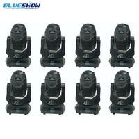 Sin impuesto personalizado 8 unids/lote rayo mini sharpy 230w iluminación con cabeza giratoria 200w