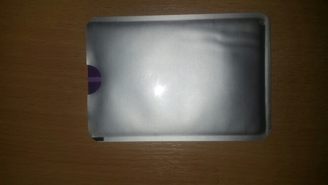 Anti Rfid Case to Protect Credit Cards  Aluminium Credit Card Holder Cardholder Rfid Card Protection Case photo review
