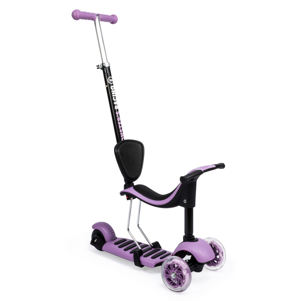 Kick scooter Happy baby DUO 2 in 1 kidstravel