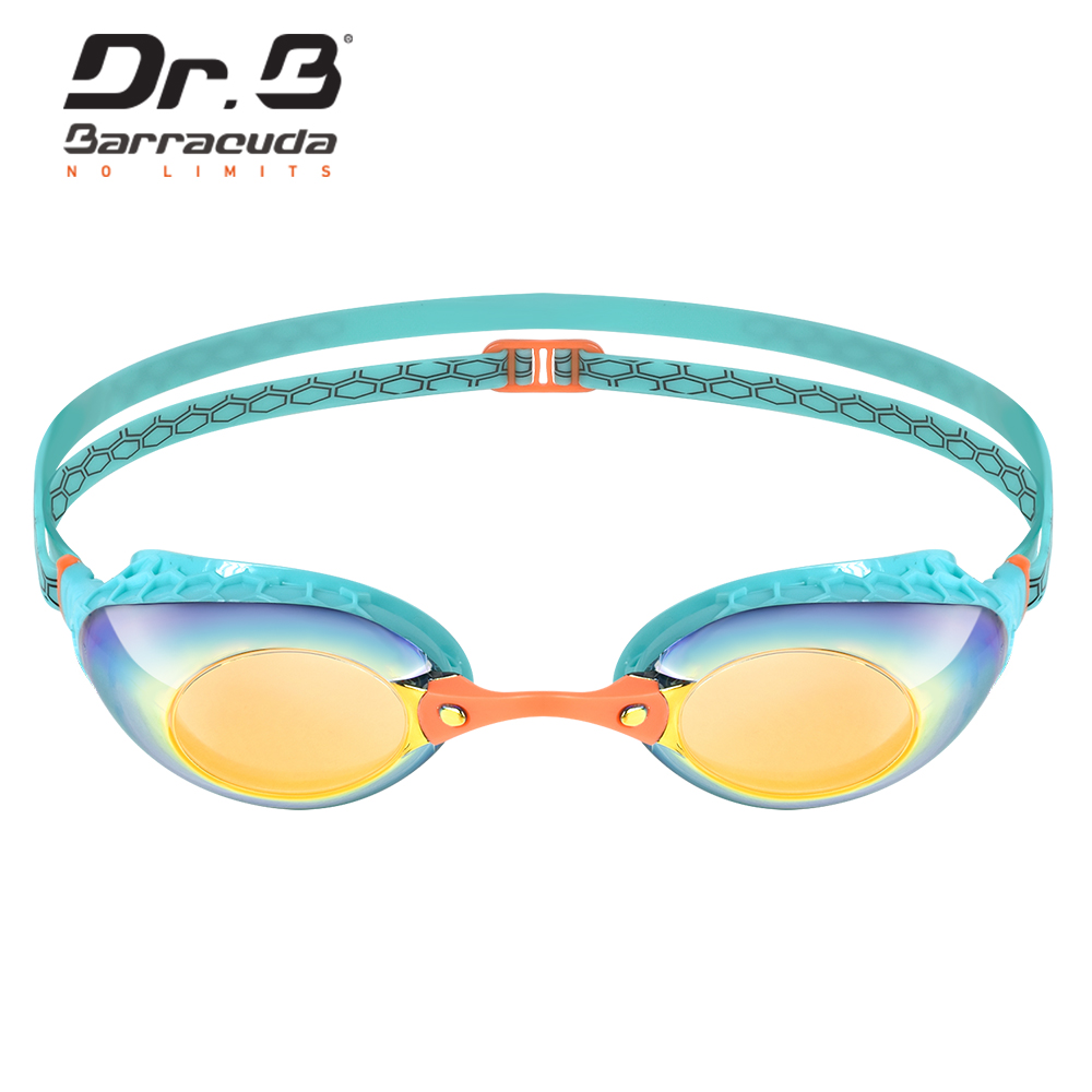Купить barracuda drb очки для плавания при близорукости анти туман