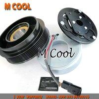 High Quality AC Compressor Clutch FOR Renault Laguna Z0007226B Z0003234A 8200898810 8200898810A Z0007226A