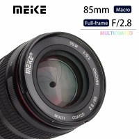 Meike MK 85 2.8 85mm F2.8 Manual Focus Lens Full Frame APS C for Canon Nikon DSLR Camera Sony Fuji 4/3 Mount Mirrorless Cameras