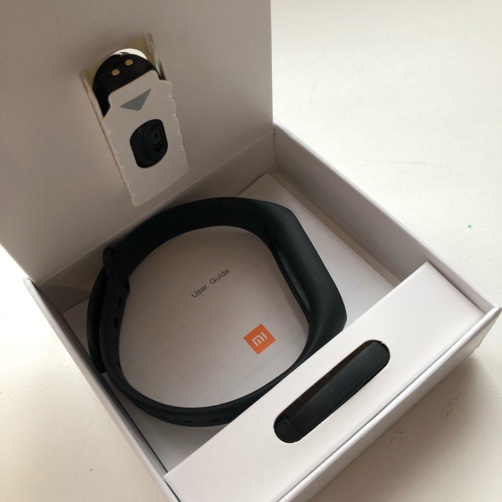 Фитнес-браслет Xiaomi Mi Band 2 отзыв