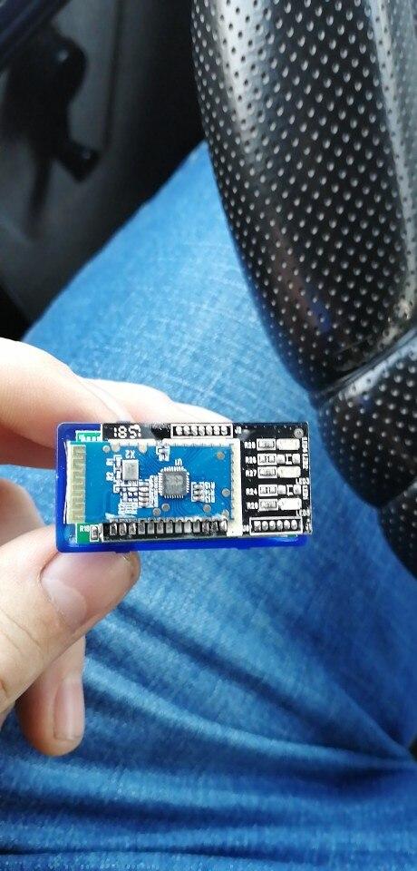 Super Mini Elm327 Bluetooth OBD2 V1.5 Elm 327 V 1.5 OBD 2 Car Diagnostic-Tool Scanner Elm-327 OBDII Adapter Auto Diagnostic Tool