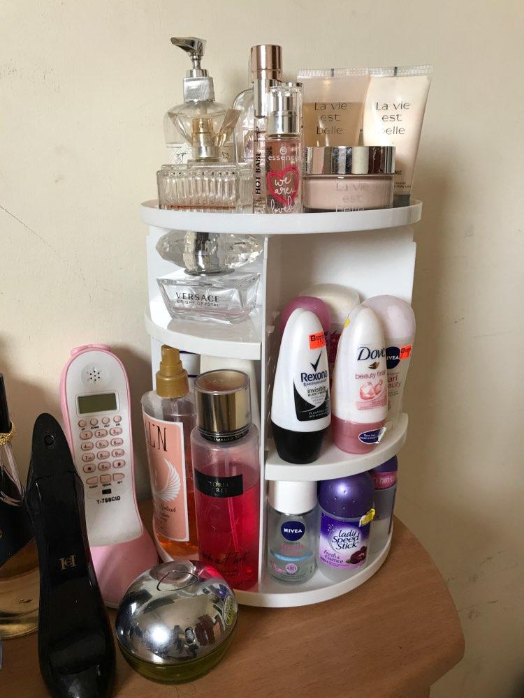 360 Makeup Organizer photo review