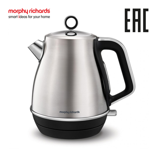 Электрический чайник Morphy Richards Evoke Metallic Jug 104406
