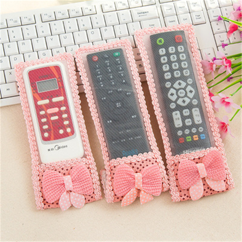 2080 Amazon EBay Bow Tie Technology Remote Control Set Of TV Set Air Conditioning Remote Control Dust Cover