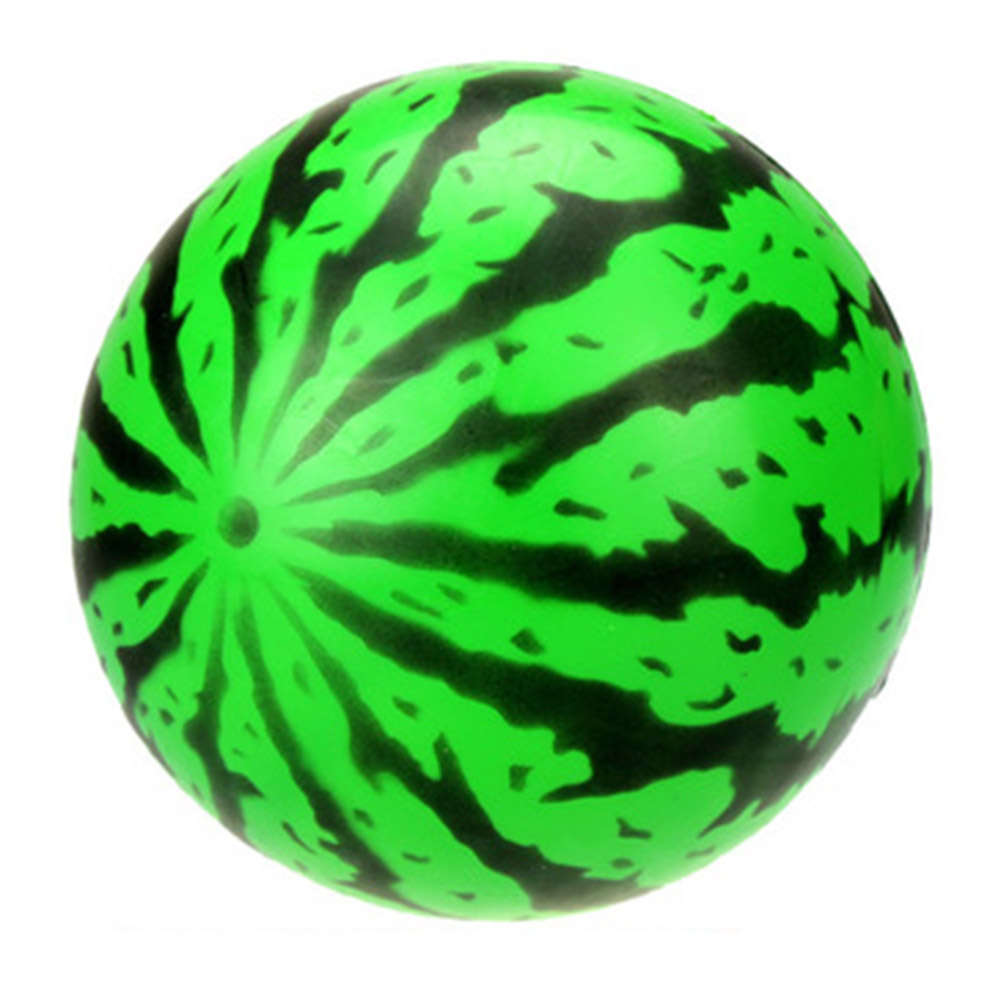 New Kids Inflatable Ball Toy 14cm Plastic Ball Watermelon Ball PVC Ball Child Baby Gifts Puppe Boneca Muneca Juguetes S8