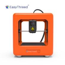 Easythreed нано мини 3d принтер для детей, для образования, персональный потребительский 3d принтер, портативный доступный лучший подарок 3d принтер
