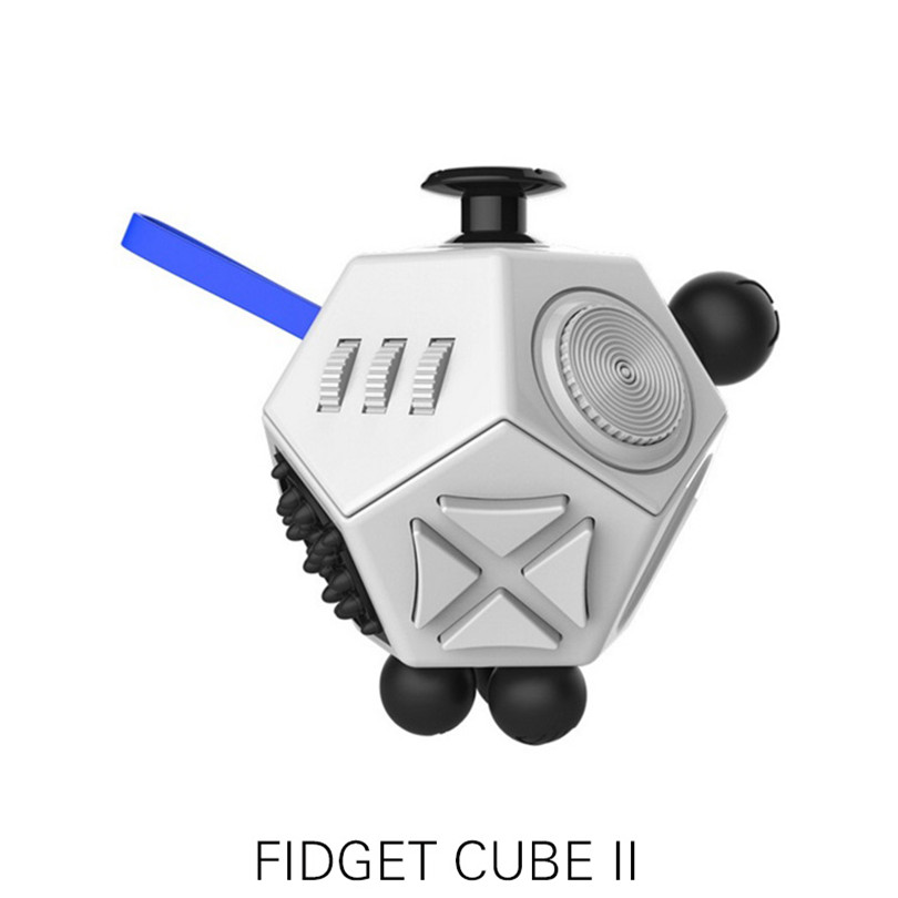 Fidget Cubo squeeze brinquedos presentes de natal Material : Plástico