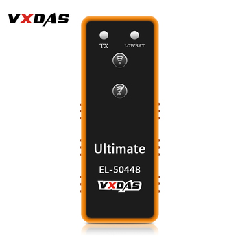 VXDAS Ultimate Tire Pressure Monitor Sensor OBD2 Diagnostic Auto Avalanche TPMS EL-50448 OEC-T5 OBDII Auto Car Diagnostic Tool цена 2017