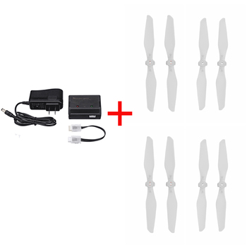 FIMI A3 Camera drone Original propeller/charger set 4PCS A3 RC Quadcopter Spare Parts Quick-release CW/CCW Propeller charge