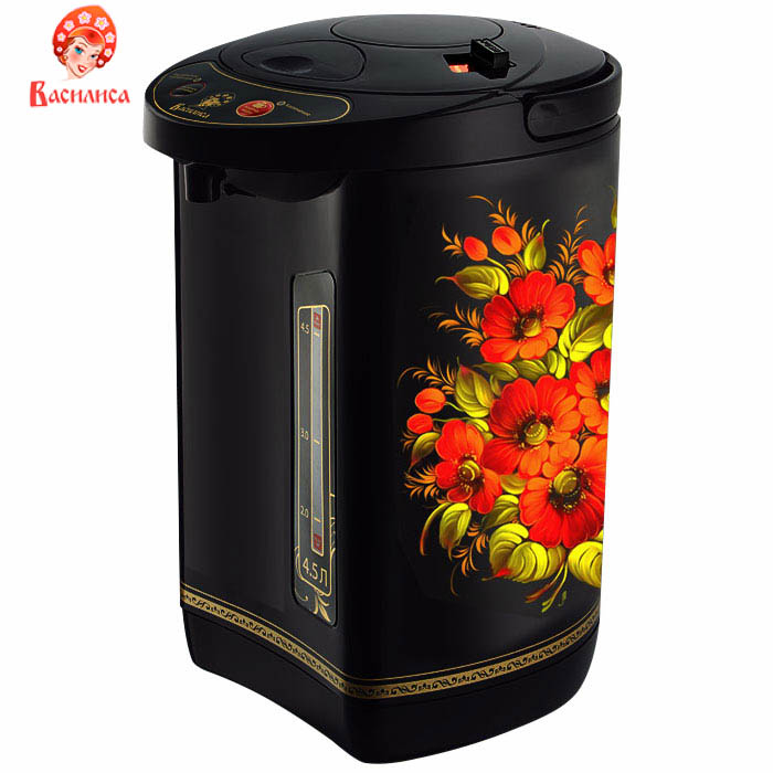 Thermo teapot electric 4,5 l of Vasilisa VA-5007 утюг 4522