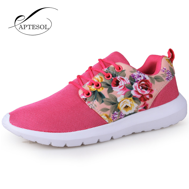 0ee7808b Aptesol mujer aire al aire libre suave deporte sneakers Zapatillas para  correr para las mujeres respirable ligero Atlético correr Zapatos