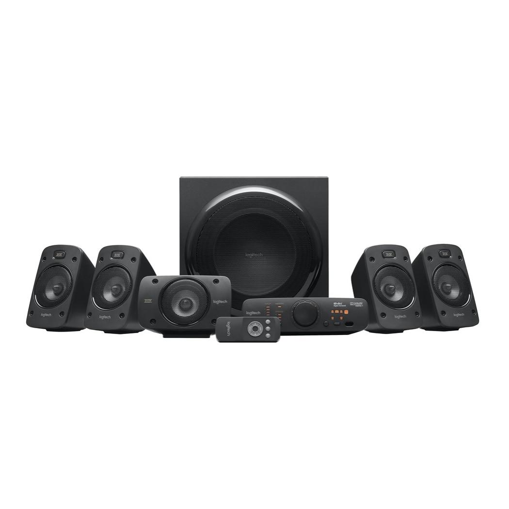 Logitech Z906 5.1 système de haut-parleurs ambiophoniques THX Dolby Digital