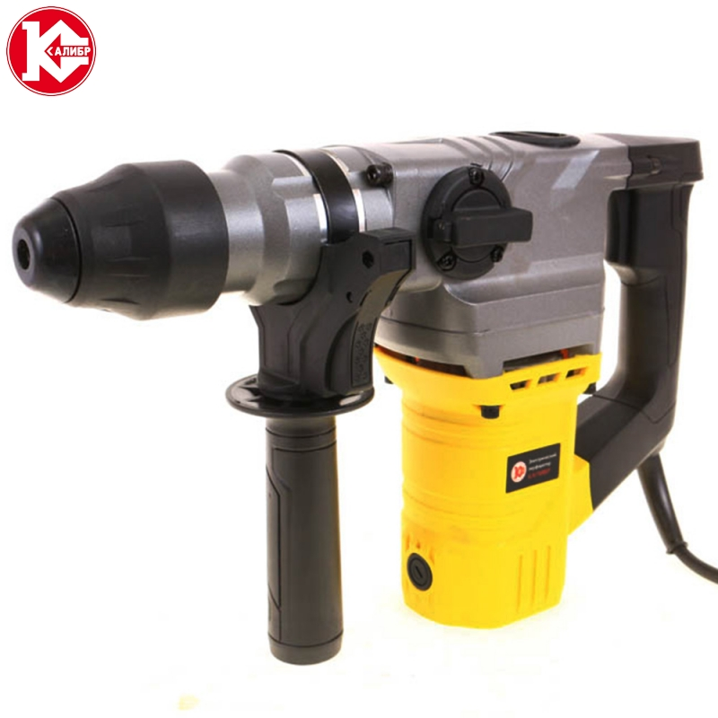 Electric rotary hammer drill Kalibr Master EP-1100/30M kalibr ep 1100 30m ac electric rotary hammer with accessories impact drill power drill electric drill