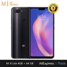 [Глобальная версия] смартфон Xiaomi Mi 8 Lite 6,26 «(ОЗУ 4 Гб + ПЗУ 64 ГБ, две sim-карты, фронтальная камера 24 МП)