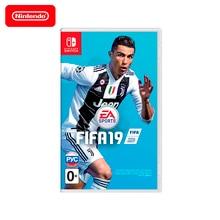 Игра для Nintendo Switch FIFA 19, русская версия