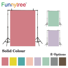 Funnytree solid color backgrounds for photography studio pure color backdrop photobooth photocall for a photo shoot kate photography backdrops three small snow man scenery backdrop mountain photocall backgrounds for photo shoot