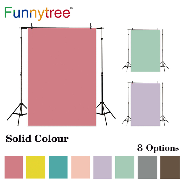 Funnytree solid color backgrounds for photography studio pure color backdrop photobooth photocall for a photo shoot