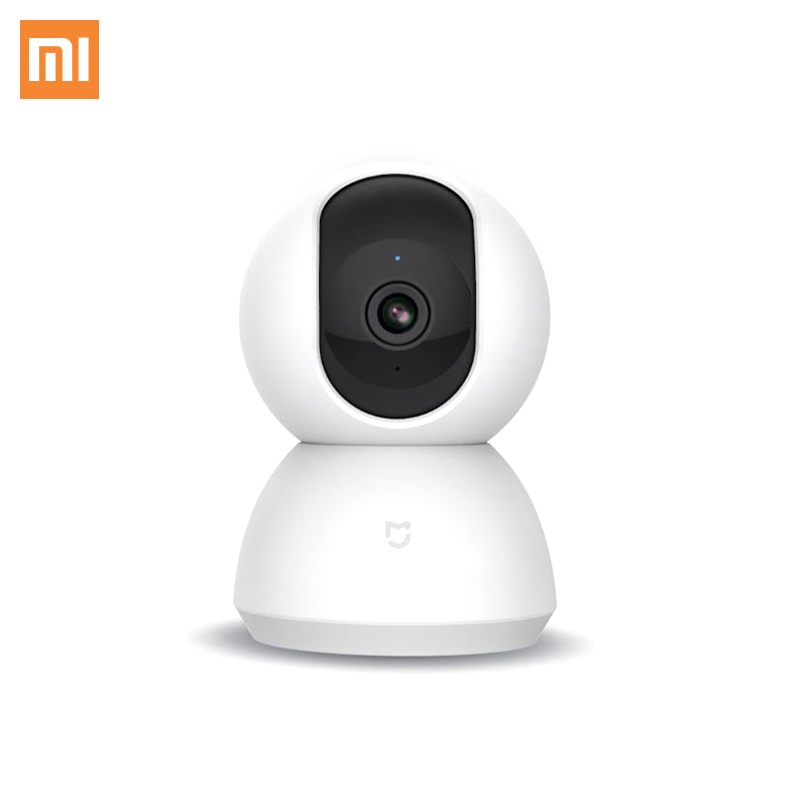 Mi Home Security Camera 360 auto tracking speed dome ptz camera 1 3mp 20x zoom waterproof ip cctv security outside camera audio alarm