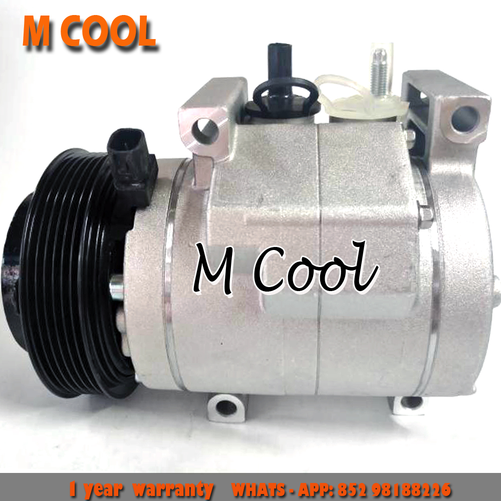 For AC Compressor Jeep Grand Cherokee Chrysler 300 Dodge Charger Challenger Durango 68058043AB 68021637AD|Air-conditioning Installation| |  - title=