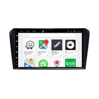 ChoGath 9 inch 2 din car Multimedia Player Android 9.0 Car radio GPS Navigation for Mazda 3 2006 2012 with Bluetooth,wifi