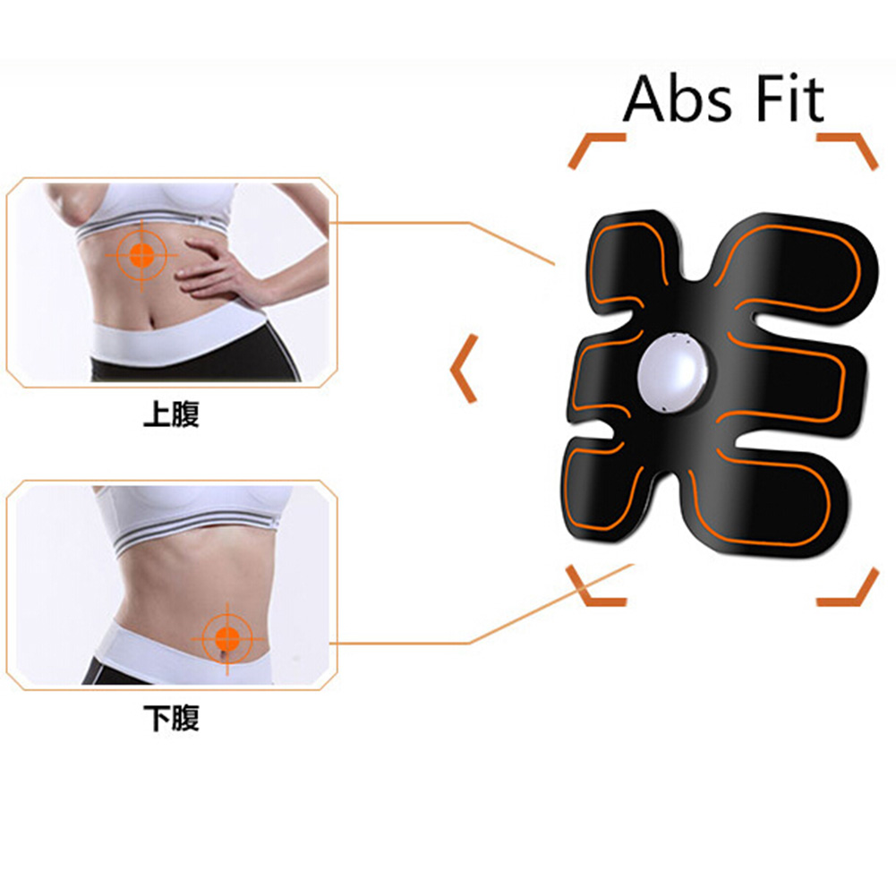 Muscle Stickers Patch Muscle Stimulator Body Slimming Abdominal Muscle Exercis Training Device Weight Loss Waist Training Maasge dynamik muscle dynamik muscle eviscerate 90