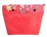 New EVA Handbag Inner Lining Zipper Pocket For Classic Size Canvas PU DIY Assembly Insert With