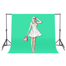 1.6X1 / 2 / 3M Фоновые изображения Green Screen background Chroma key Фон Нетканые фоны Drop Free Shipping