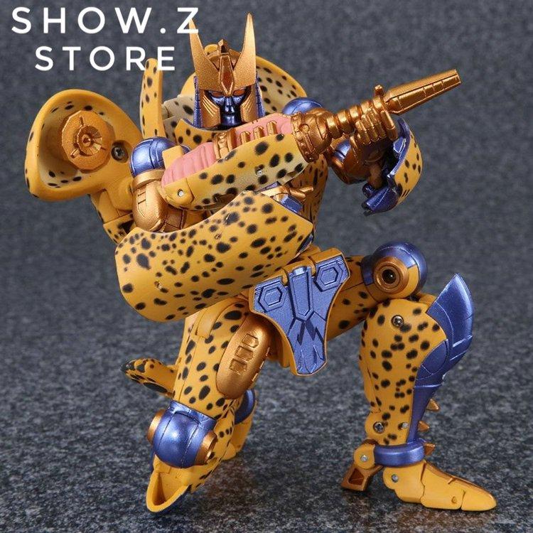 [Show.Z Store] Original Tomy Masterpiece MP-34 MP34 Cheetor Beast Wars Transformation Action Figure[Show.Z Store] Original Tomy Masterpiece MP-34 MP34 Cheetor Beast Wars Transformation Action Figure