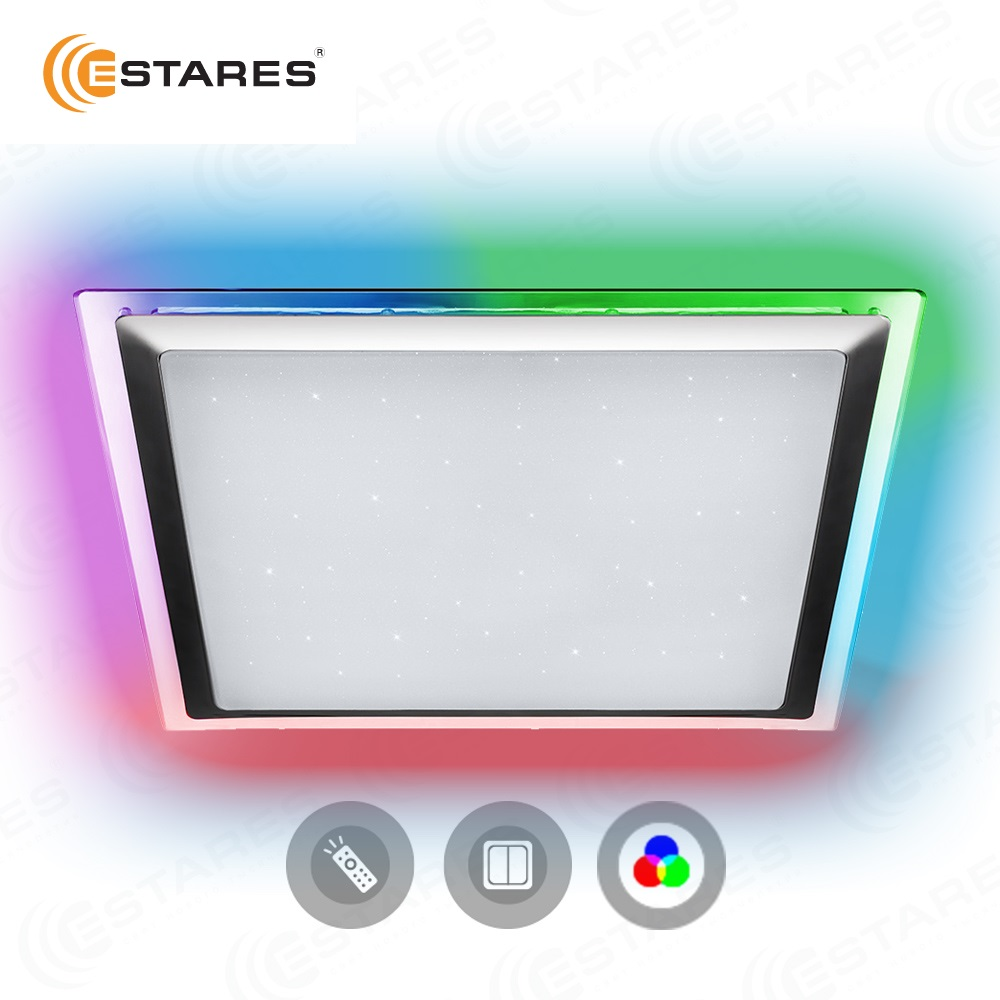 ESTARES Controlled LED light ARION 60W RGB S цена