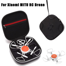 Waterproof Shockproof Storage Bag for MITU Bag Large Capacity Handbag Carrying Case Suitcase for Xiaomi MITU RC Drone Batteries