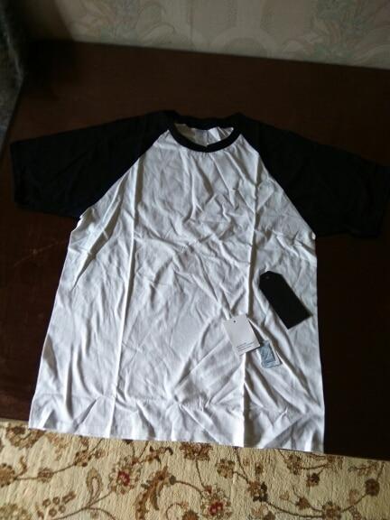 INFLATION Package Sale Casual T Shirts Raglan Tee Mens Baseball Tops Fashion Trend Hip Hop Skateboard Fashion Tshirt 0054S17