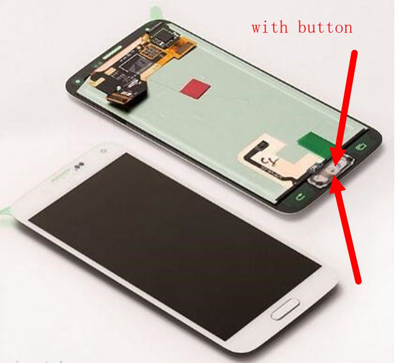 For <font><b>Samsung</b></font> Galaxy S5 mini G800 <font><b>G800F</b></font> Lcd Screen <font><b>Display</b></font>+Touch Glass DIgitizer Assembly Repair lcds Amoled image