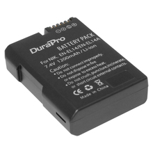 DuraPro EN-EL14 Rechargeable battery ENEL14 EN EL14 Camera Battery pack For Nikon D5200 D3100 For Nikon D3200 D5100 P7000 P7100