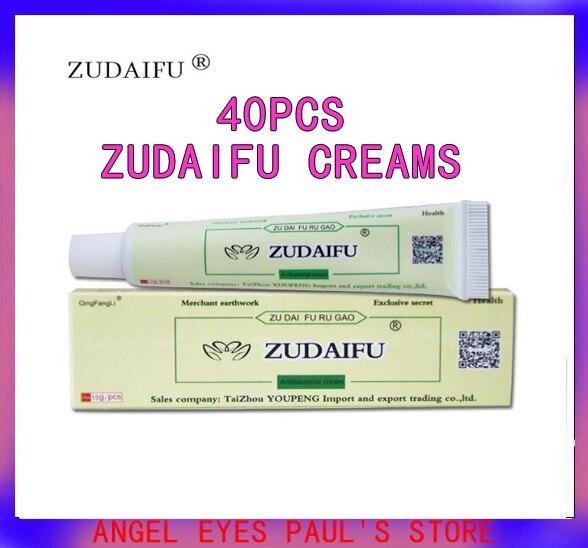 40PCS ZUDAIFU Cream without details box
