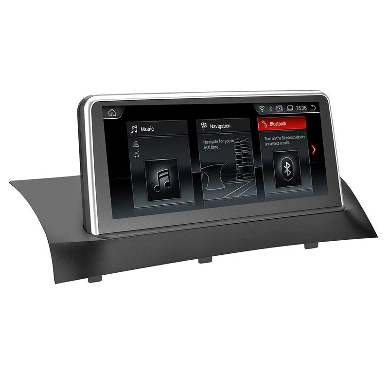 Auto reproductor Multimedia para BMW X3 F25 X4 F26 2011 a 2013 CIC sistema 10,25