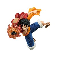 Original Banpresto Figurine One Piece Monkey D. Luffy G X Materia PVC model Figurals Dolls action figure