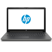 HP LAPTOP COMPUTER 15 DA0013NS SCREEN 15.6/PROCESSOR i3 7020U/RAM 4 hard GB/HARD 500 hard GB/WINDOWS 10