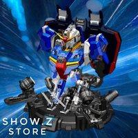 [Show.Z Store] BSC YiHui YH Model 1/35 MSZ 006 MSZ006 Zeta Gundam Bust Model Kit Action Figure
