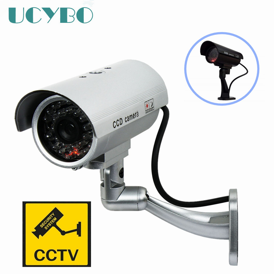 Mini CCTV dummy fake camera wifi outdoor indoor home security video surveillance dummy videcam w/ blinking Red LED light outdoor fake ip camera wifi home security video surveillance dummy camera cctv videcam mini camera black flashing led light