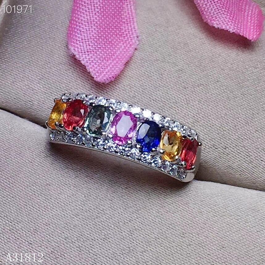 KJEAXCMY boutique bijoux 925 pur argent incrusté naturel émeraude bracelet détection de support