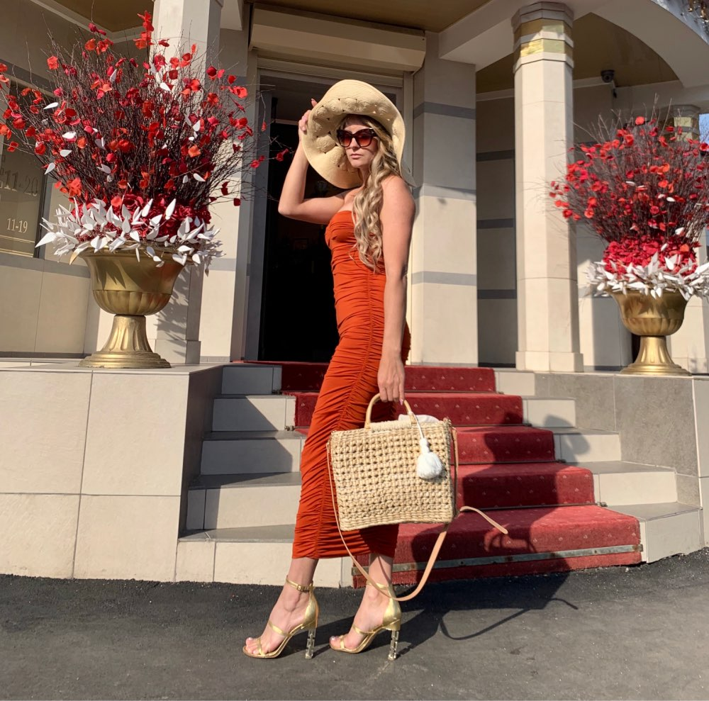2 Layers Summer Dress Women Pleated Long Dress Sexy Spaghetti Straps Ruched Party Dress Brown Vestidos Robe Femme photo review
