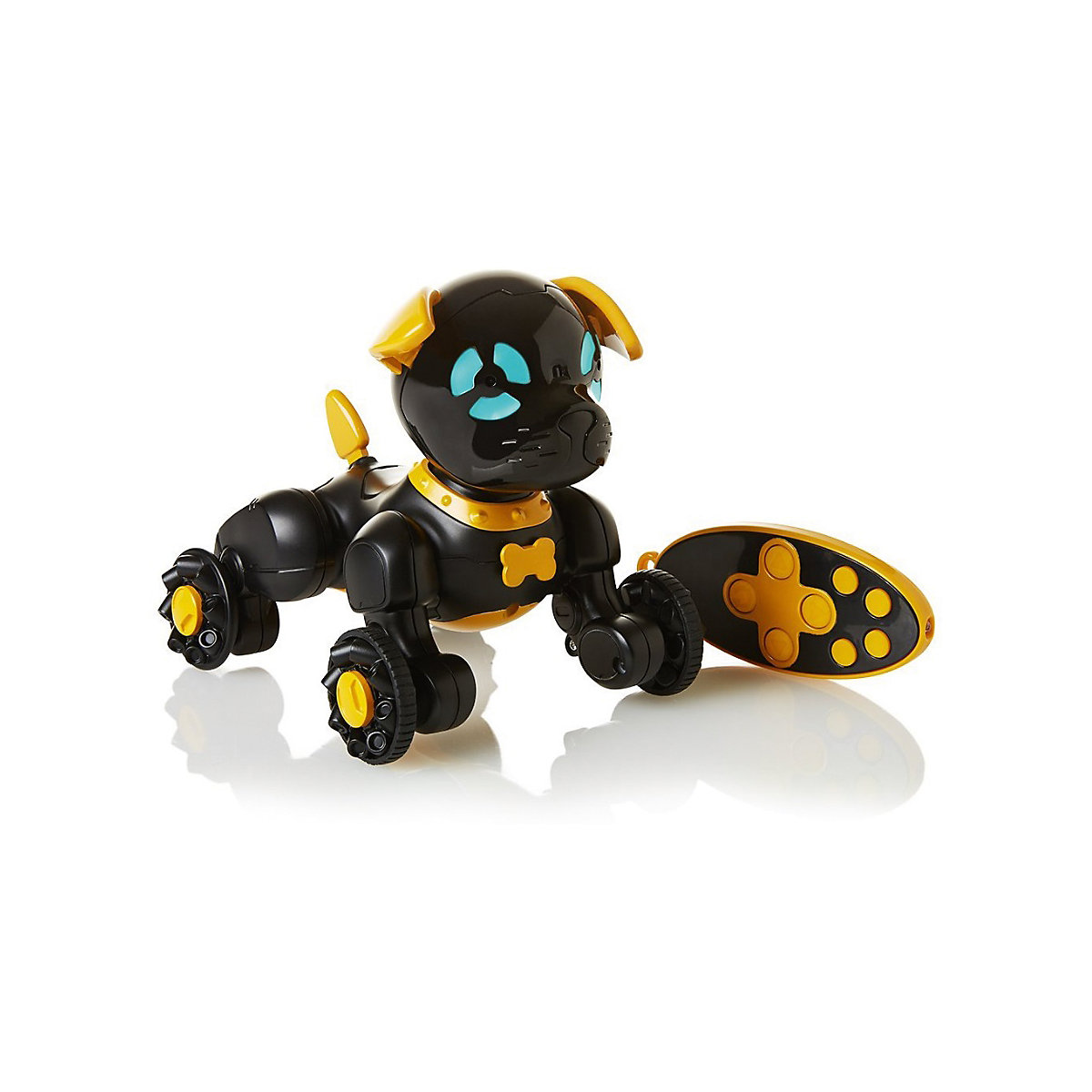 Animali Domestici elettronici WowWee 7314004 Tamagochi Robot Giocattoli Interattivo Del Cane Animali Bambini MTpromo