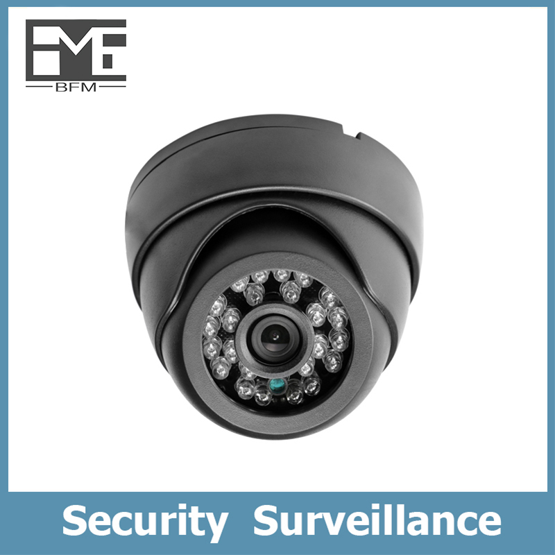 BFMore Wired Dome H.265/H.264 Audio IP Camera 5.0MP camara Indoor Surveillance Monitoring IR Night Vision Security CCTV