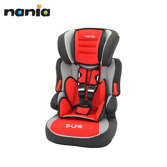 Детское автокресло Nania Beline SP LX гр. 1-2-3 (от 9 до 36 кг.)
