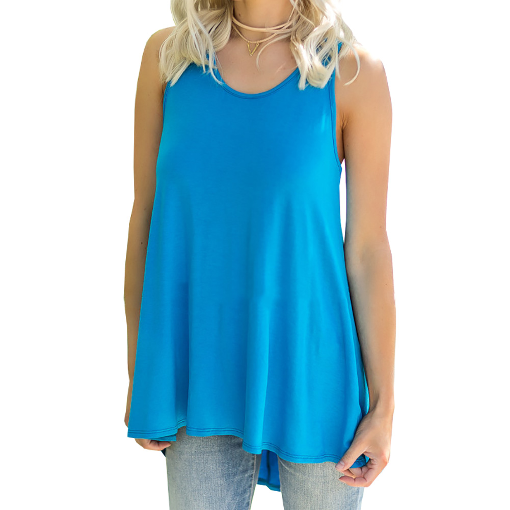 2017 Women Ladies Sexy Backless Loose Halter Twisted Blouses Summer Casual Short Sleeve Tops Shirts